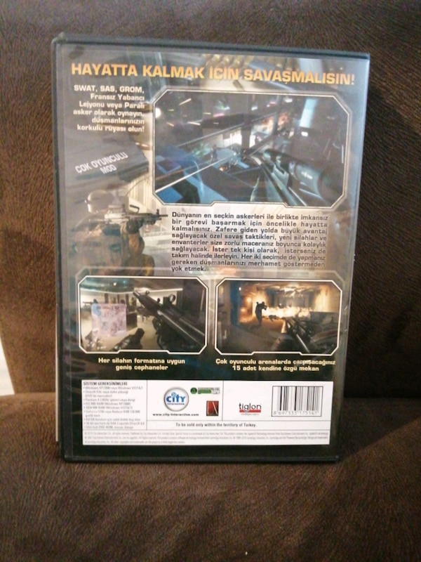 Special forces  ps DVD-ROM 2127ab04-d8bc-462e-8ef1-a9769664bd8e