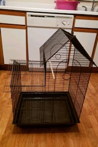 black metal folding dog crate Gaithersburg, 20877