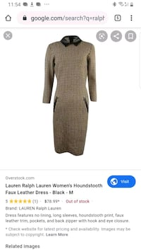 Ralph Lauren Dress Anchorage, 99508