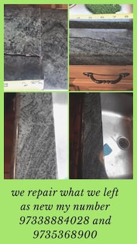 Repair kitchen sink granite Elizabeth, 07201