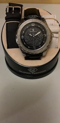 Damind chip watch likely used good shape  Windsor Mill, 21244