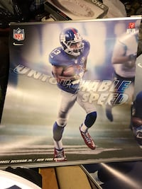Odell and Eli poster front and back Parsippany, 07054