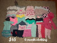 6 month baby girl clothing Stephens City, 22602
