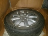 2008 Lexus LS460 Wheels and Tires Charles Town, 25414