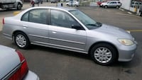 2005 civic 4CYL AUTOMATIC.  100k MILES.  CLEAN.   Akron, 44319