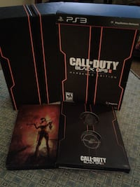 Ps3 game HARDENED EDITION