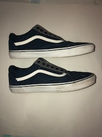 Size 14 vans normal were from everyday use but good condition  Florence, 85132