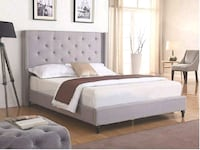 New in box full size headboard w/ bed frame Chicopee, 01013