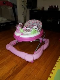 baby's pink Disney  walker Brooklyn, 11228