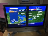 42 inch Panasonic TV with stand AS IS READ DESCRIPTION  Brampton, L6P 1J6