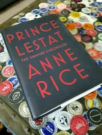 Anne Rice Prince Lestat hard cover book  San Diego, 92124