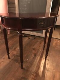 Cherry Wood entry way table  Nashville