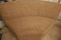 Curved accent chair loveseat Cooksville, 21723