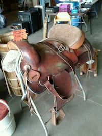 Custom Western Saddle East Berlin, 17316