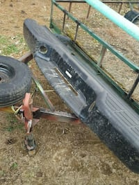 2000 S-10 rear step bumper and brackets Harpers Ferry, 25425