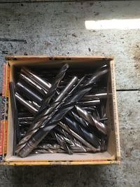 Assorted Drill Bits