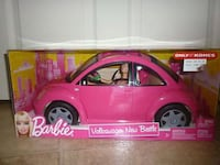 Barbie With VW Bus  Phoenix, 85032