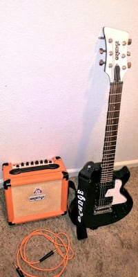 Orange Guitar & Amp Combo