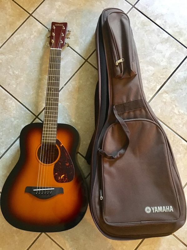 Kid Size Accoustic Yamaha Guitar (Never used)