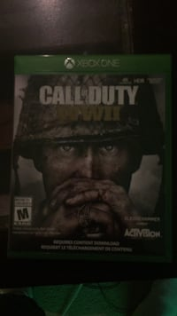 Xbox one ww2 Mississauga, L5N 3S3