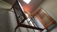 Bed Frame For Queen Sized Bed// MESSAGE FOR INFO--NEED GONE Brampton, L7A 2G9