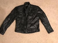 Hein Gericke woman's leather motorcycle jacket 42 regular Carrollton, 75007