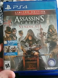 Ps4: Assassins Creed Syndicate  Honey Brook, 19344