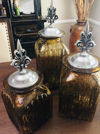 Glass Canisters Phoenix, 85254