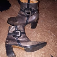 Suzanne vintage boots size 8 women's. Windsor, 3181