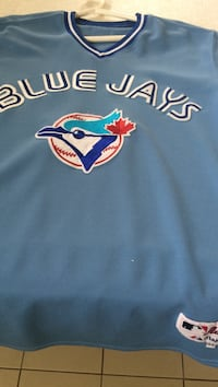 Blue blue jays jersey shirt