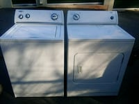 Whirpool Washer and Dryer Set Greensboro, 27410