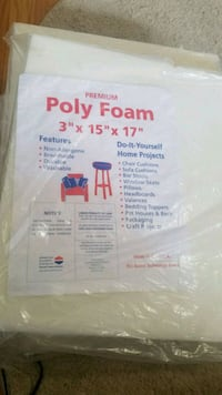 3 Poly foam packages for home projects