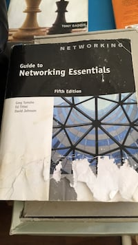 Guide to Networking by Greg Tomsho  Toronto, M2M 4E7