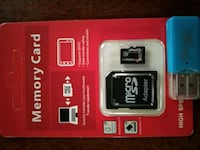 Micro SD 256GB clase 10 nueva Madrid, 28020