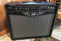 black and gray Peavey guitar amplifier Fairfax, 22031