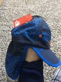 The North Face cap sun protection Plano, 75074