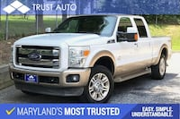Ford Super Duty F-250 SRW 2011 Sykesville