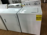 GE white washer and dryer bundle  47 km