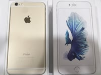 iPhone 6 Plus gold Madrid