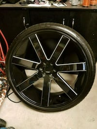 26 inch 6x135 wheels/tires Langley