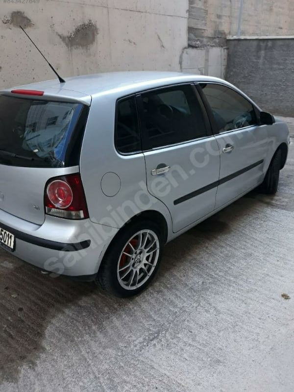2005 Volkswagen Polo 1.4 75 HP TRENDLINE 03e9af5f-fce8-4504-a88d-8815ff6c78cf