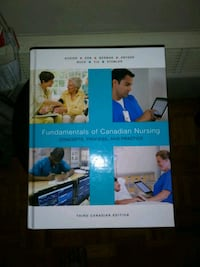 Canadian nursing book  Toronto, M1K