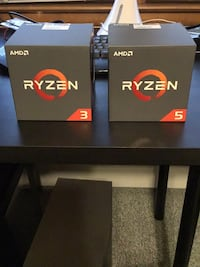 Used Ryzen 3 1300x and Used Ryzen 5 1600 Toms River, 08757