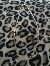 14k Italy gold necklace