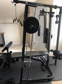 Marcy Platinum MP3100 gym for sale! $550 OBO.