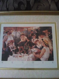 Renoir picture, $7.00 Middletown, 10940