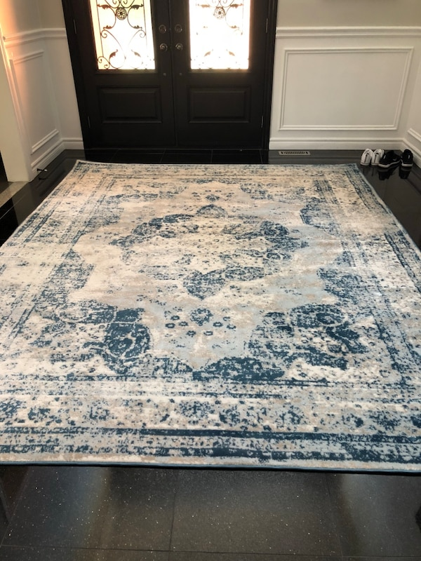Brand new New Unique loom Salle Garnier Sofia Area Rug - 8' x10""
