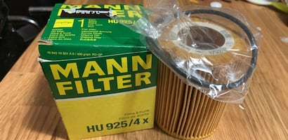 BMW oil filter BRAND NEW NEVER USED