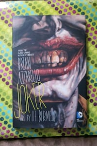 Joker: Hardcover Graphic Novel Coventry, 02816