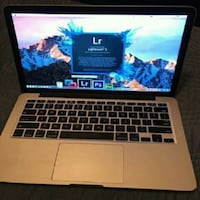 2O17 apple macbook 13'' brand new. Montreal